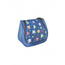 Kids Toiletry bag Funny monster